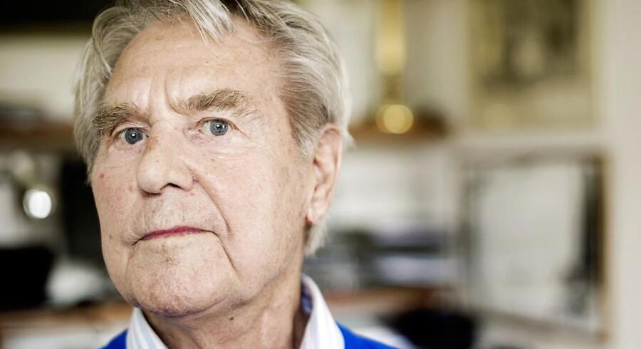 Holger Juul Hansen, skuespiller.