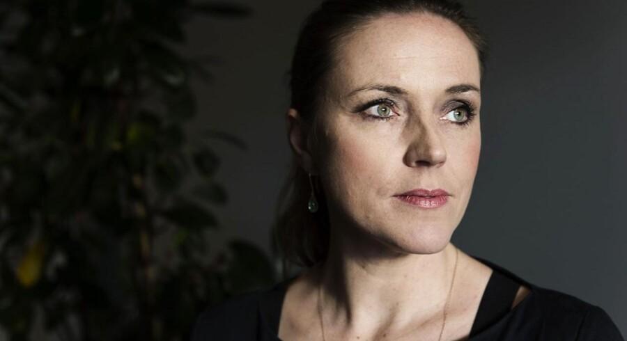 ARKIVFOTO. Social- og Integrationsminister Karen Hækkerup (S).