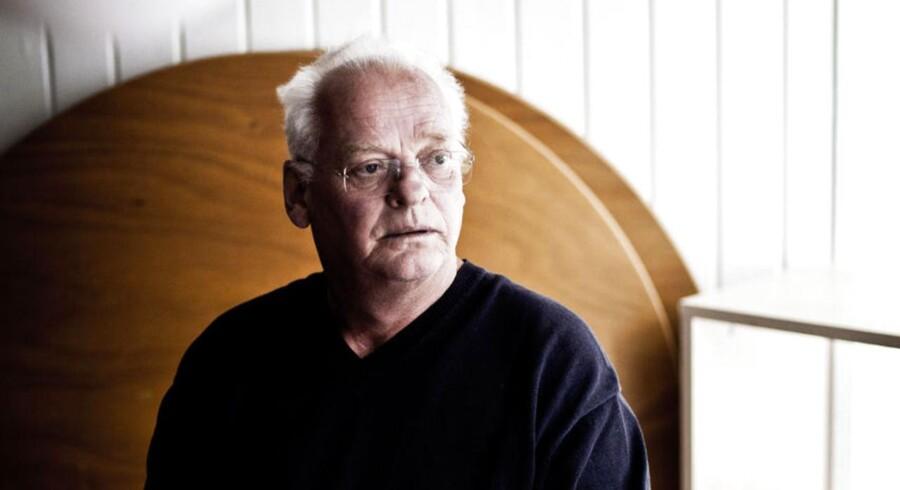 Lederen af bostedet Møllen, Claus Christensen.
