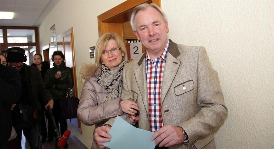 I Jörg Haiders gamle delstat Kärnten i Østrig har højrepopulistpartiet FPK med formand Gerhard Dörfler mistet magten ved valget søndag.