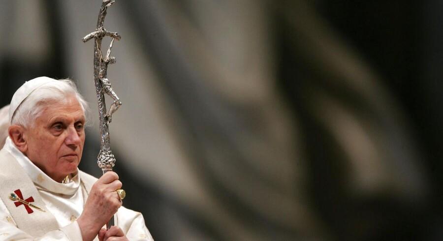 Pave Benedict XVI.