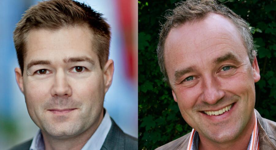 Johannes Langkilde går til DR og Peter Ingemann går til TV2