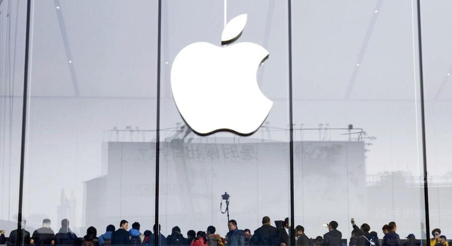 Apple offentliggør regnskab for første kvartal af regnskabsåret 2015.