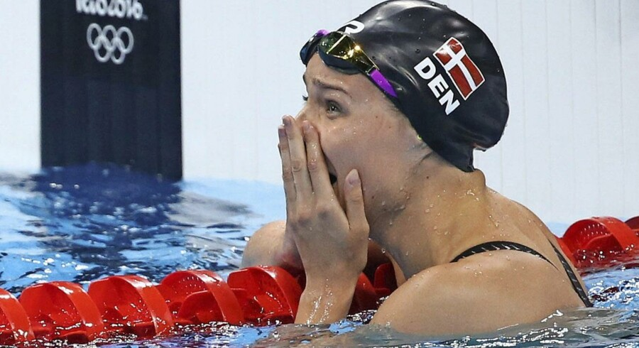 Hun havde aldrig troet, at det kunne ske. Men ikke desto mindre svømmede Pernille Blume sig til guld under sommerens OL i Rio de Janeiro - godt 18 år efter at hun som fireårig trak i badedragten i Gladsaxe Svømmehal.