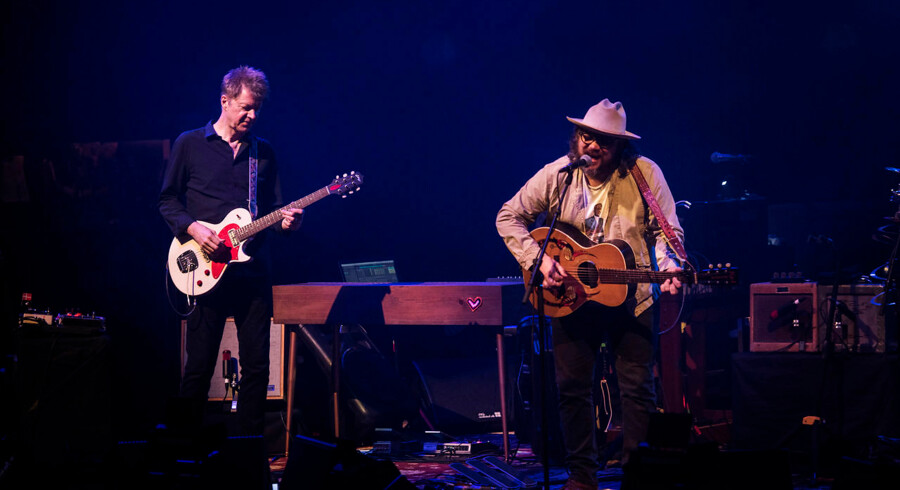 Det amerikanske band Wilco i DR Koncerthuset, onsdag den 2. november 2016.