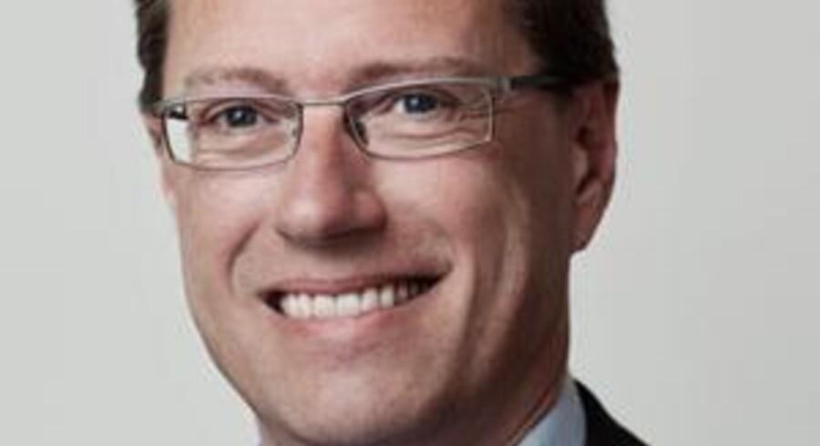 Den 47-årige Thorkild Fogde bliver ny politidirektør i København.