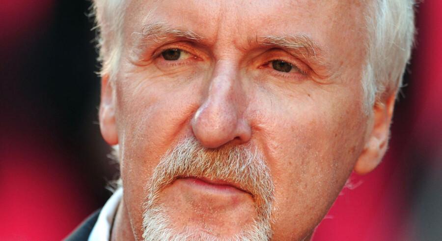 """Den amerikanske instruktør James Cameron er blevet sagsøgt af en forfatter, der mener at være den egentlige skaber af """"Avatar""""."""