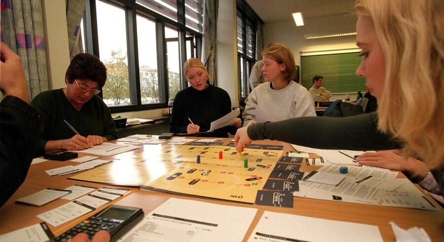 Firmaet Djeeo, der laver undervisningsspil til folkeskoler, anklager den offentlige institution Center for Undervisningsmidler Sjælland for at kopiere dets produkt