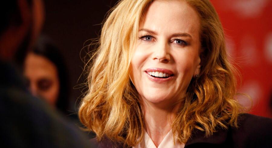 """Skuespillere, instruktører og dokumentarister har siden 1985 valfartet til staten Utah for at deltage i Sundance Film Festival. Se kendis-deltagerne anno 2013. Skuespilleren Nicole Kidman inden premieren af filmen """"Stoker"""" hvor hun selv har en hovedrolle."""