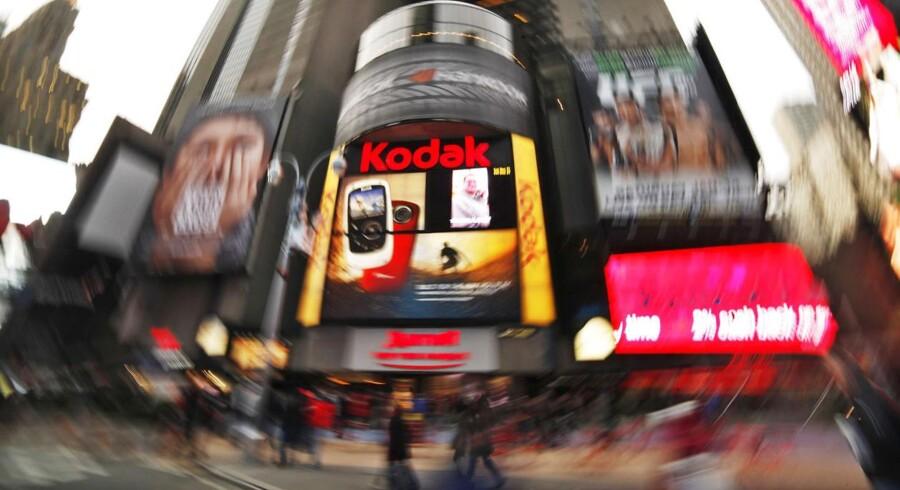 Den tidligere succesfulde producent af kameraer, Kodak, forsøger sig fra i dag på et helt nyt marked ved at lancere en 4G-smartphone.