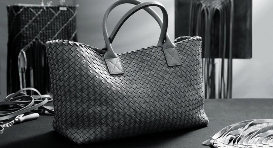 Det gode håndværk er i fokus hos mærket Bottega Veneta.