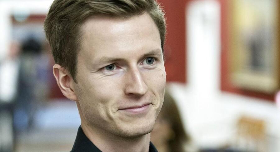 SF's politiske ordfører, Jesper Petersen, hilder SFU-formandens kritik velkommen.