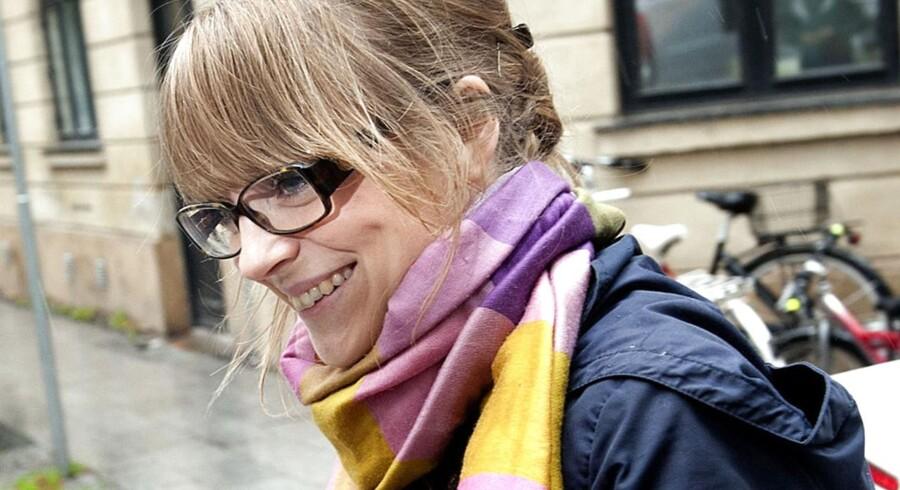 Nanna Westerby skriver til bt.dk, at hun ikke synes om den retning, SF bevæger sig i med Annette Vilhelmsen i spidsen. Men hun ønsker ikke at uddybe yderligere.