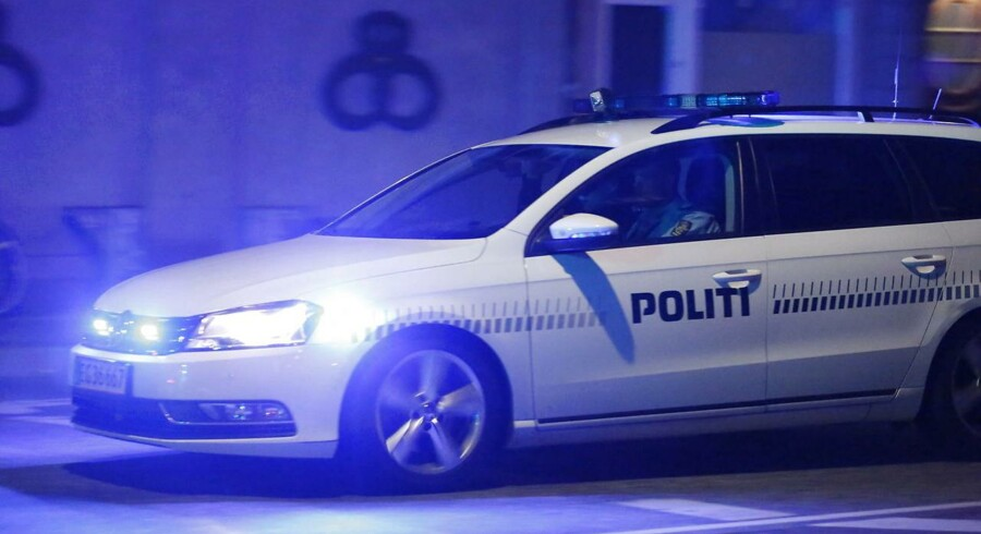 Arkivfoto: En ung mand er tirsdag blevet stukket ned med kniv ude foran Frederikssundsvej 130.