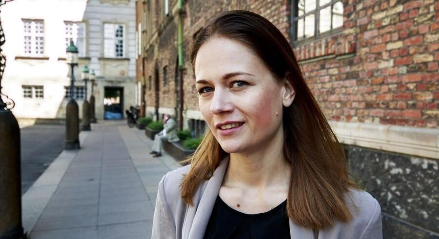 TV2 har været på rov hos Politiken De har ansat avisens politiske redaktør Mette Østergaard som chef for TV 2 News. Arkivfoto: Hansson Krister / Aftonbladet
