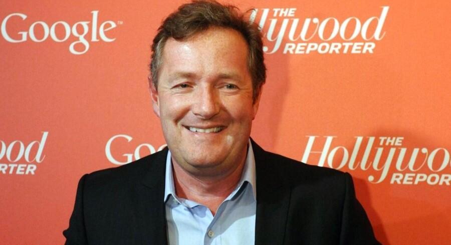 Piers Morgan.