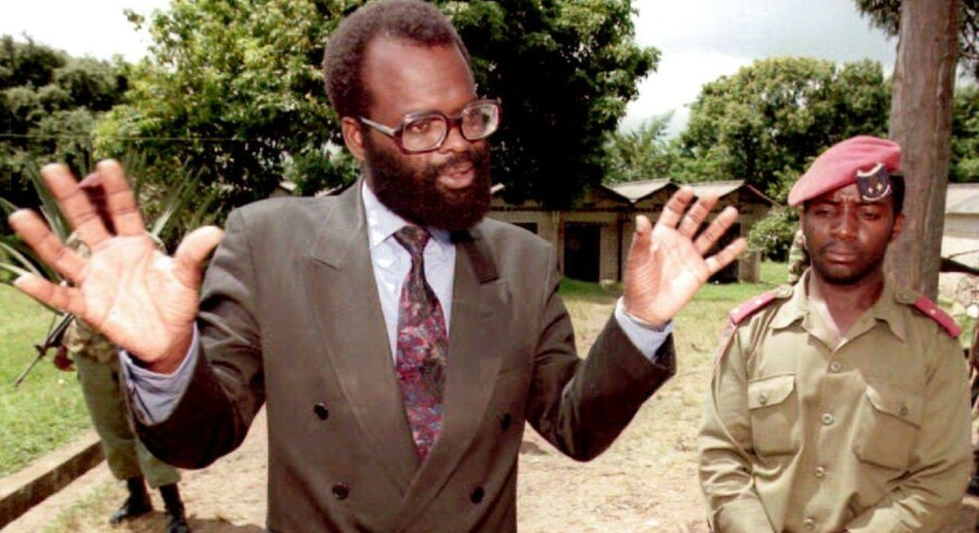 Jean Kambanda, tidligere premierminister i Rwanda, erklærede sig som den første statsleder skyldig i folkemord ved Folkedrabstribunalet.