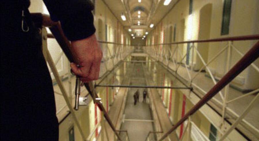 Sikkerhedskoncernen Group 4 Falck forventer at have solgt sin fængselsforretning, Global Solutions. <br>Arkivfoto: Bjarke Ørsted <br>