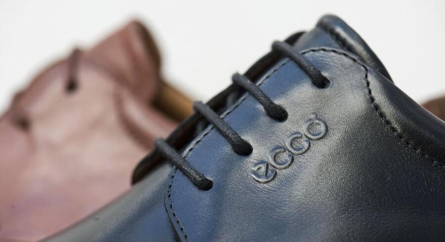 ECCO designer Niki Tæstensen - Til tema om sko - BM