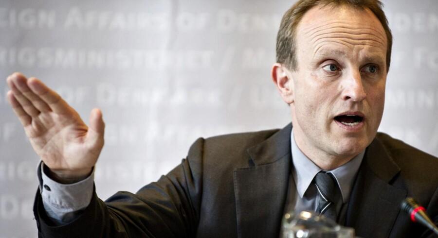 -Martin Lidegaard synes politikerne gør rigtig meget for klimaindsatsen.