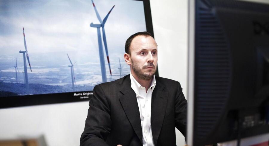 Greentech får ny topchef, da administrerende direktør Sigieri Diaz della Vittoria Pallavicini har meddelt bestyrelsen, at han ønsker at fratræde sin stilling med øjeblikkelig virkning.