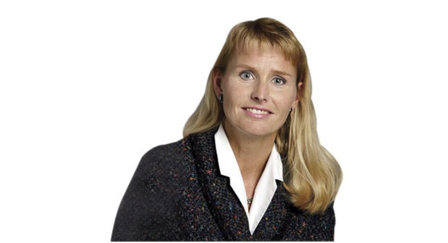 Tine Roed, direktør, DI