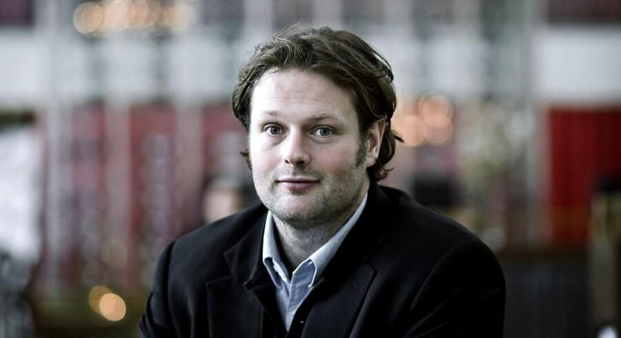 Danske Henrik Werdelin har skabt stor succes i USA med sin 'hunde-pakke'.