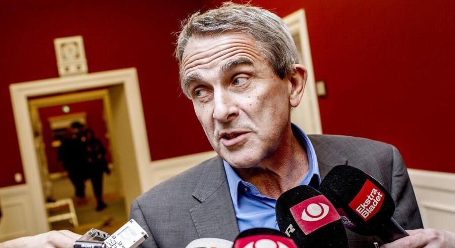 Steen Gade er en af de bekymrede politikere.