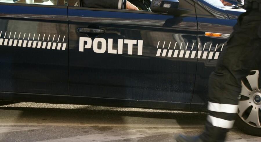 Politiet fandt omstændighederne ved en 78-årig kvindes død i Brabrand så mistænkelige, at hendes søn blev anholdt (arkivfoto).