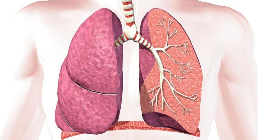 Har du nedsat lungefunktion uden at vide det? Det kan du få tjekket i dag over hele landet.