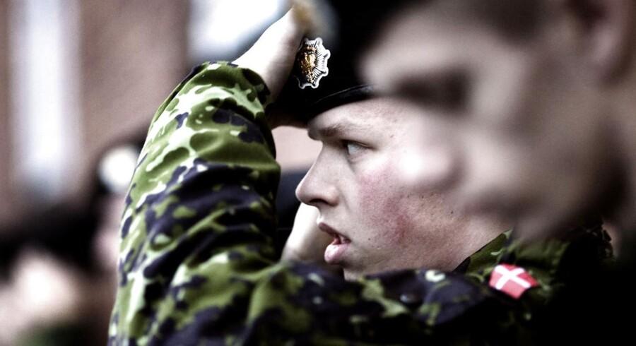 Livgarden fejrede i 2008 350 års jubilæum, og Allerøds borgmester ønsker at holde Livgarden på Høvelte Kaserne, der står til at lukke.