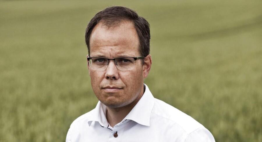 Søren Dal Thomsen, der er administrerende direktør i pensionsselskabet AP Pension, investerer 1 milliard kroner i Kina-aktier.