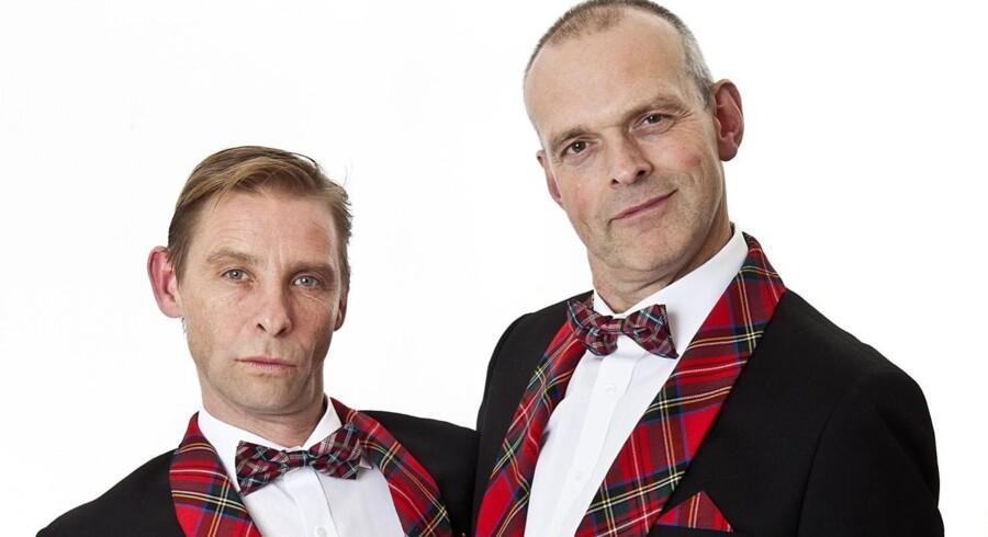 Niels Olsen og Thomas Mørk kan for længst fejre professionelt sølvbryllup i Cirkus Montebello.