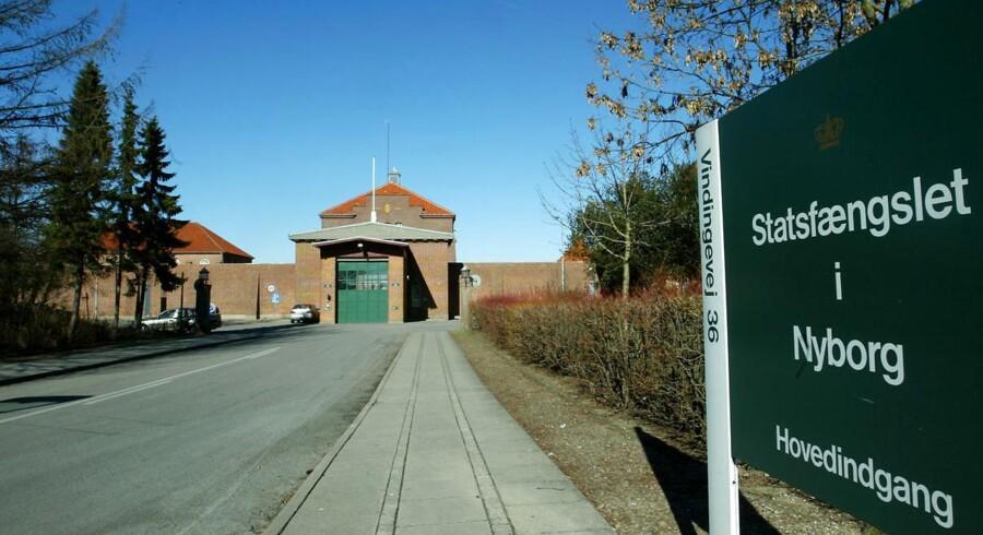 ARKIVFOTO. Nyborg Statsfængsel