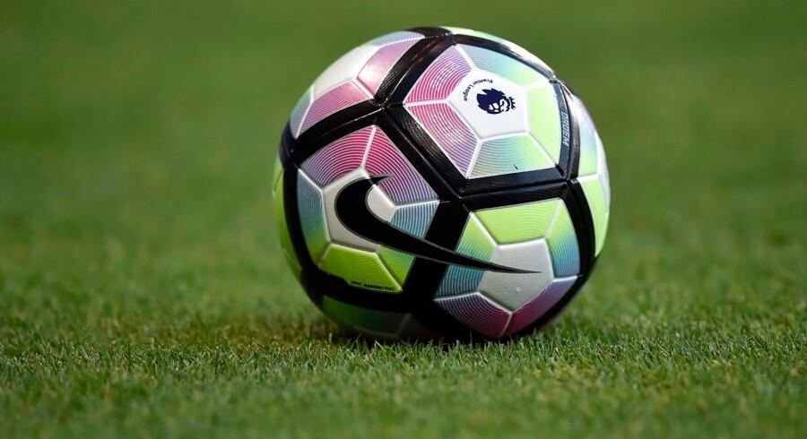 ARKIVFOTO af fodbold fra Premier League.