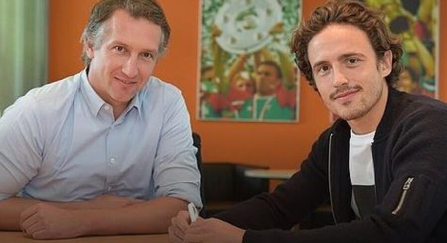 I sidste uge blev Thomas Delaneys skifte til Werder Bremen offentliggjort. Free/Werder Bremen