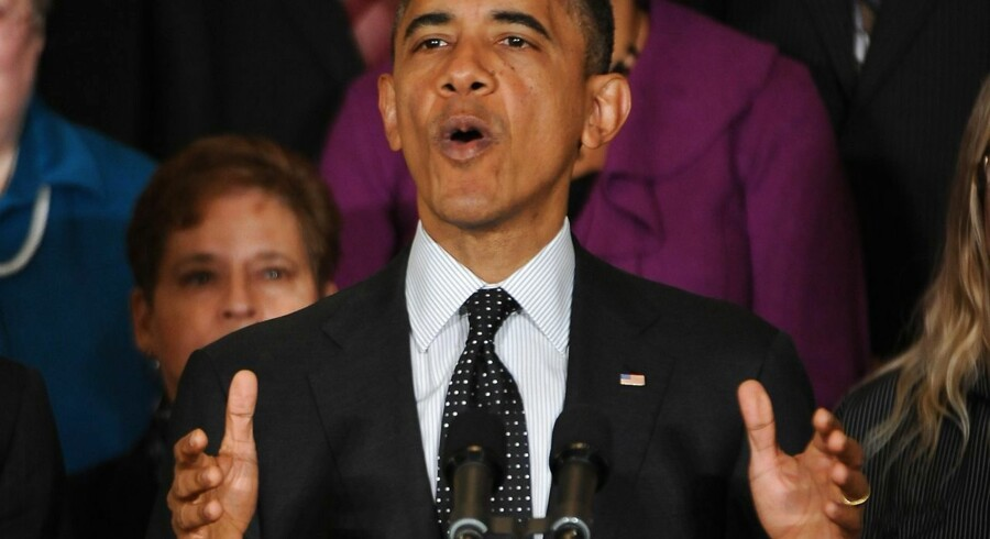 Fredag aften dansk tid talte Barack Obama om landets økonomi fra Det Hvide Hus, og han gjorde det klart, at der venter vigtige politiske beslutninger forude.