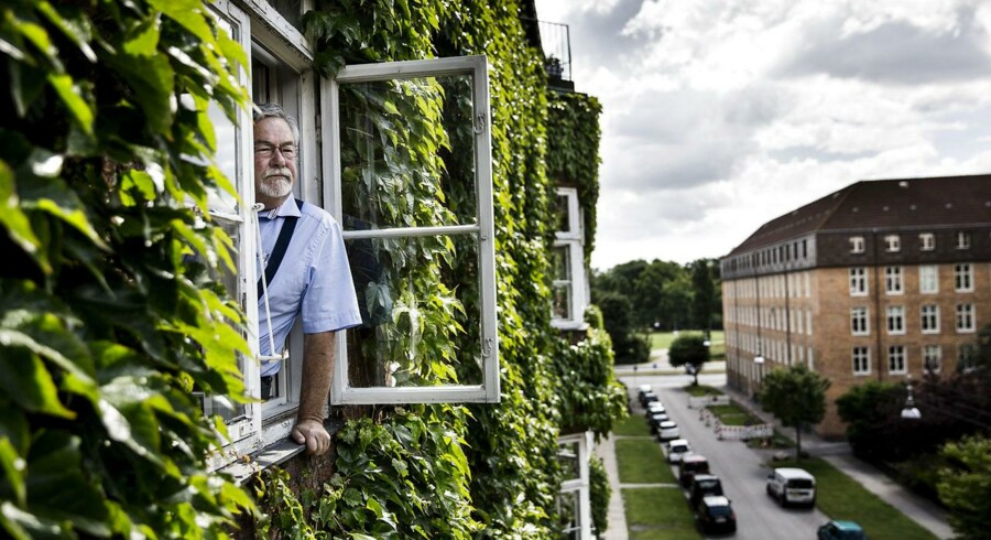 Det er erhvervsmanden Lars Erik Sebbelov (billedet), der som andelshaver i AB Klostergården har klaget til Advokatnævnet over Nordeas daværende advokat Carsten Ceutz og kurator Bo Lauritzen.