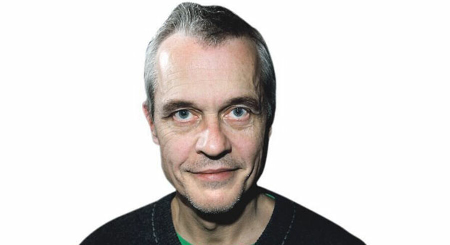 Klaus Kjellerup, Journalist og musiker