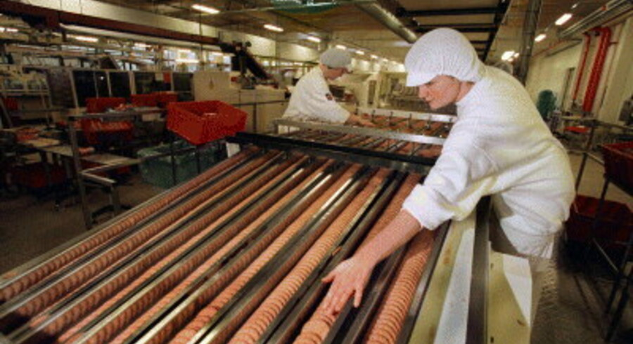 LD har i foråret brugt 100 millioner kroner på at fordoble sin ejerandel i verdens største producent af smørbagte småkager, KelsenBisca. Formålet var at samle fire danske småkagefabrikker, men to har sagt nej tak. <br>Foto: Henning Bagger <p><br>