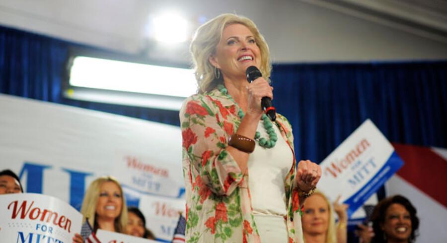 Ann Romney er en gevinst for sin mand Mitt Romneys præsidentkampagne. Det må selv modstandere blandt Demokraterne indrømme.