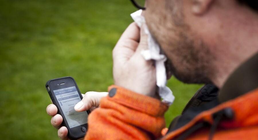 Allergikere kan måske se frem til en ny behandling.