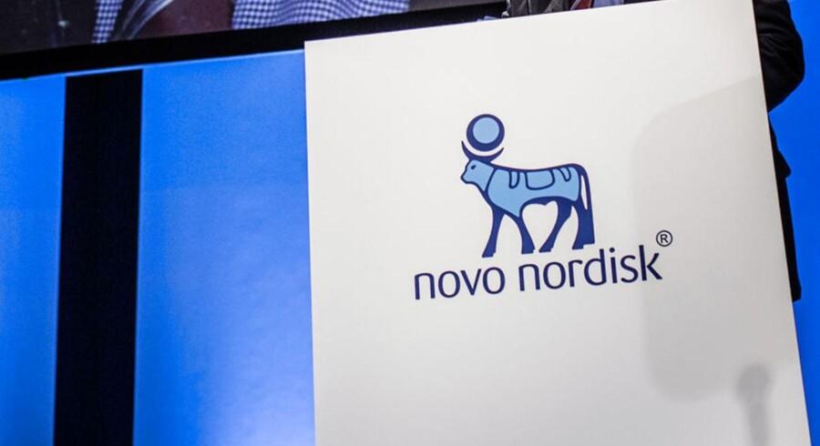 ARKIVFOTO. Novo Nordisk