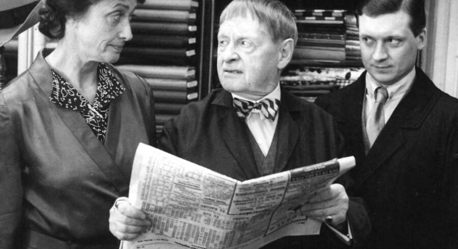 For første gang nogensinde afslører Matadors moder, Lise Nørgaard, hvorfor Arthur Jensens rolle Hr. Schwann dør i serien.
