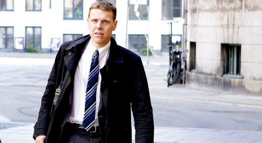 Claus Holberg , der er skatteadvokat hos Lett, mener, at retssikkerheden kunne styrkes med udnævnelsen af en uafhængig skatteombudsmand. Arkivfoto.