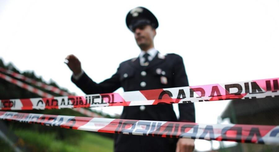 Det italianske politi har beslagt for godt 775 mio. kr. fra Nomura