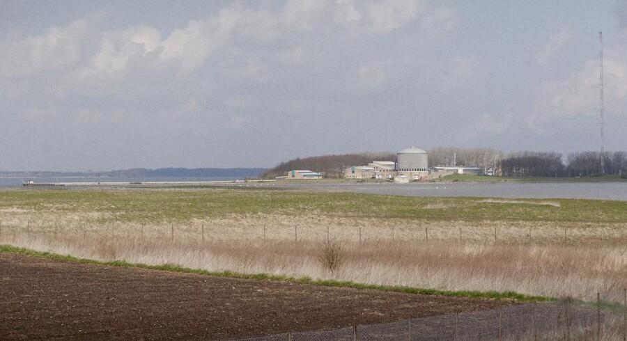Atomaffaldet fra Forskningscenter Risø ved Roskilde er fortsat et varmt debatemne. Der er stor utilfredshed i de fem kommuner, som er blevet udpeget som mulige modtagere. Arkivfoto: Camilla Rønde, Scanpix
