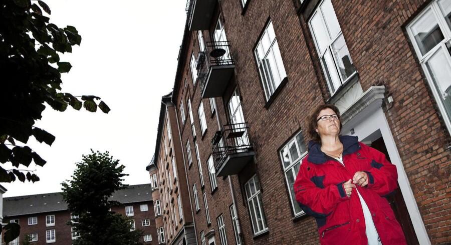 Gudrun Tengmark har mistet 21.000 kroner på grund af for langsom digital tinglysning