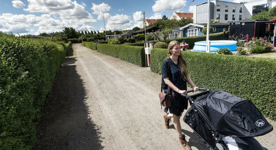 May Silja, livsstilsblogger, der bor i Sydhavnen.