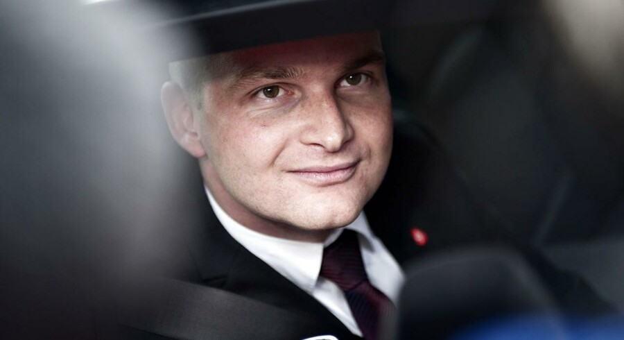Eksminister Thor Möger har måttet lægge Facebook-væg til lidt af hvert, siden han blev fyret.